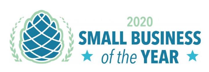 Small Business Award Winner for 2020