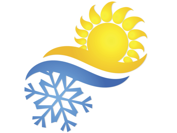Sun and Snowflake