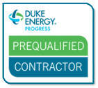 Duke Energy Progress Prequalified Contractor