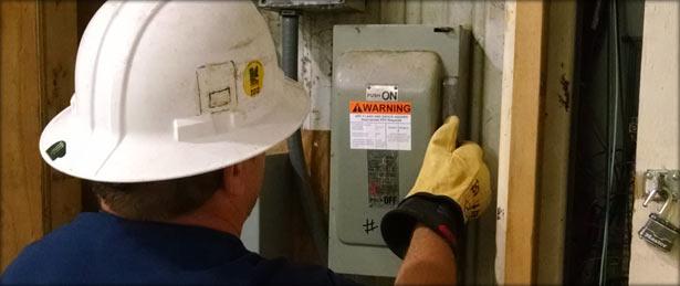 Asheville electrician